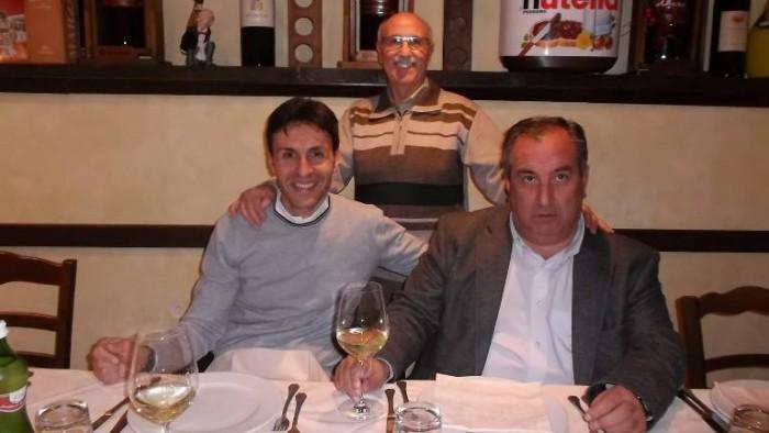 Giovanni Cuomo, Enrico Malgi e Diodato Buonora