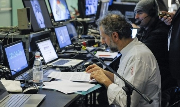 Identità Golose 2016, Massimo Bottura inizialmente voce fuori campo