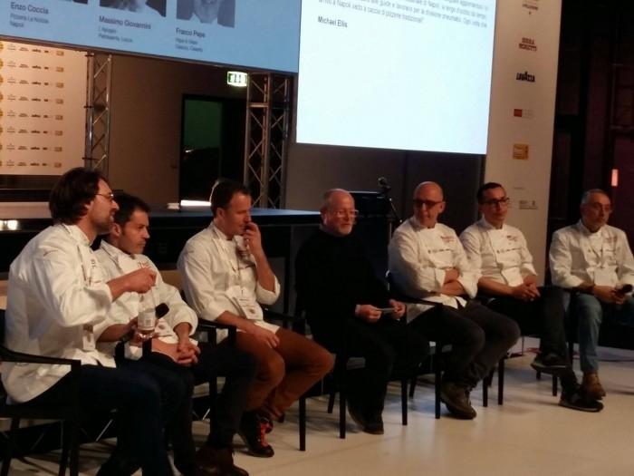 I sei pizzaioli con Roberto Rastelli a Identità Golose