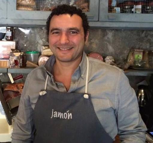 Jamon, Giampiero Arrìa