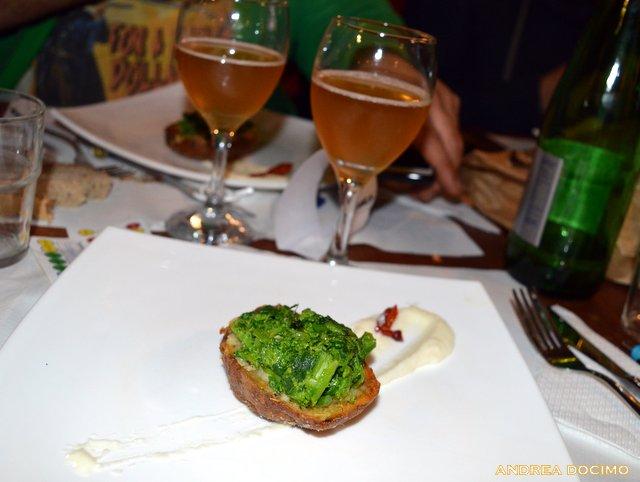 Jean Van Roy all' Ottavonano. Il piatto di Giovanni Mariconda di Degusta di Avellino
