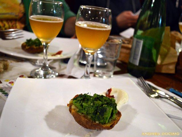 Jean Van Roy all' Ottavonano. Il piatto di Giovanni Mariconda e la Cantillon Vigneronne