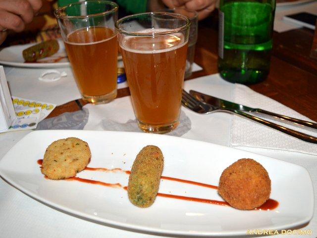 Jean Van Roy all' Ottavonano. La Gueuze di Cantillon abbinata ai fritti artigianali irpini della Pizzeria da Massimino di Montoro