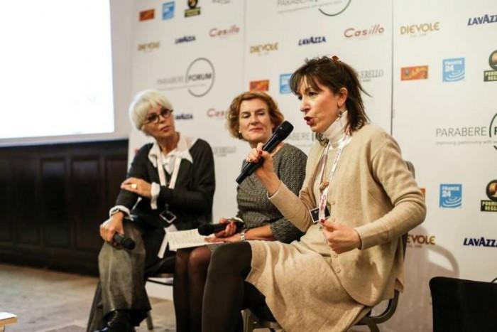 Parabere Forum, Licia Granello, Joanna Savill e Alessandra Pierini