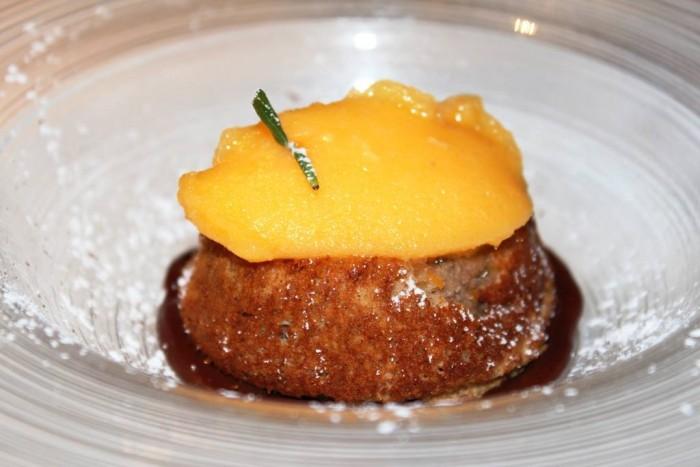 Locanda Severino, pre dessert
