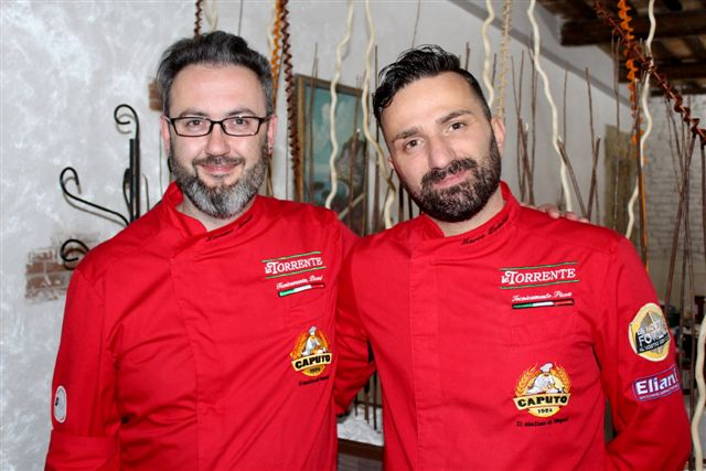 Lorenzo Amati e Marco Quintili