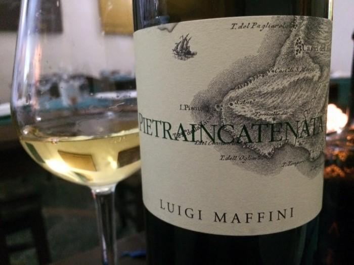 Mariterraneo, il vino della serata