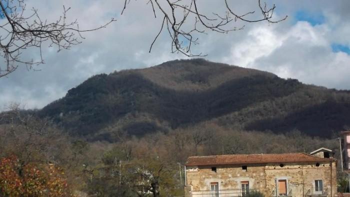 Monte Centaurino e Casino Cardinale