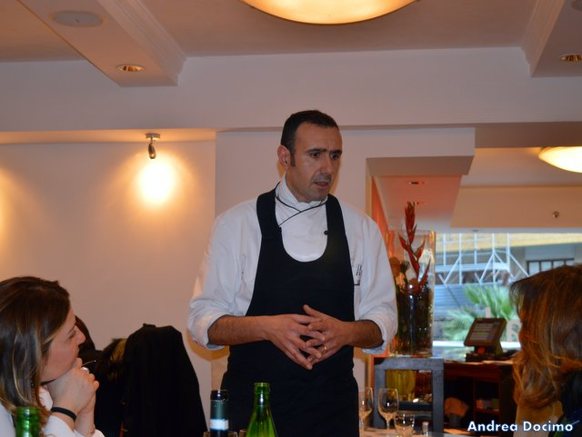 O' Break Restaurant, l' Executive Chef Pasquale De Simone