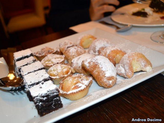 O' Break Restaurant, un po' di piccola pasticceria napoletana