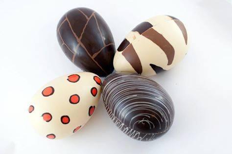 Pansa, uova di cioccolato personalizzabili