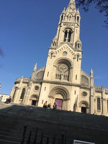 Parigi, Notre Dame de la Croix