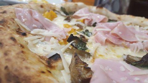 Pizza Affogata