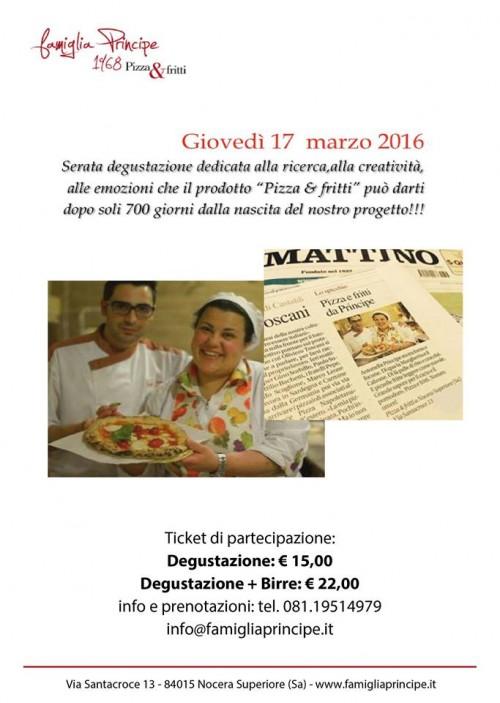 Pizza & Fritti fa un bilancio a 700 giorni dall'apertura