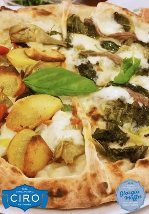 Pizza San Gregorio Armeno