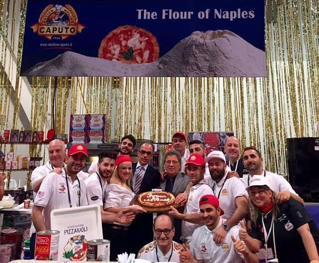 Pizza patrimonio Unesco, la squadra di pizzaioli a Las Vegas per la selezione per il XV Trofeo Caputo