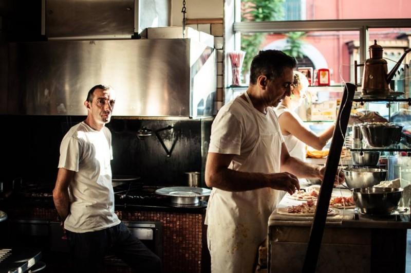 Pizzeria Carminiello a  Secondigliano
