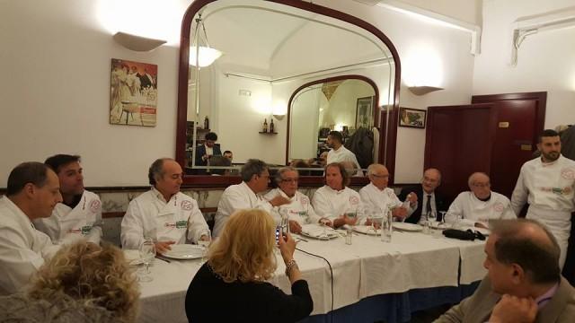 Pizzeria da Gorizia Pizzaioli e Pizzerie Storiche di Napoli riuniti foto di Renato Rocco