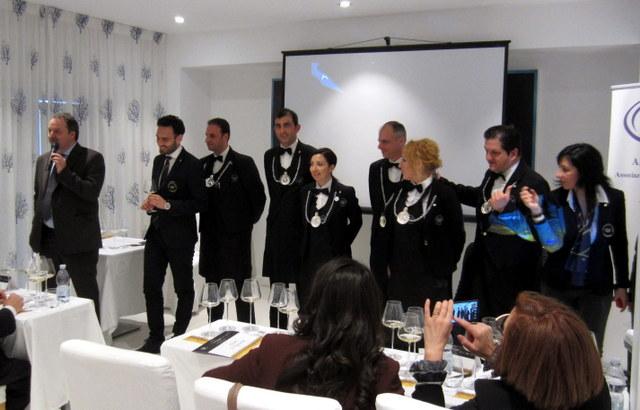 Primavera in Champagne, i saluti finali con il gruppo di servizio AIS