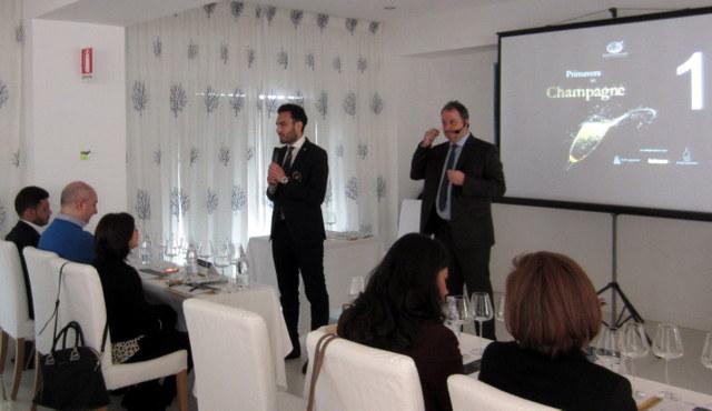 Primavera in Champagne, il saluto di Emanuele Izzo, Delegato AIS Penisola Sorrentina