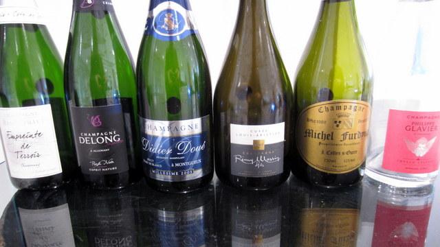 Primavera in Champagne, la prima batteria