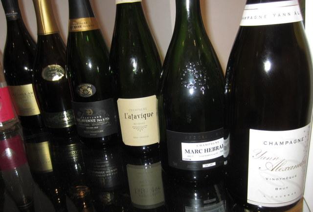 Primavera in Champagne, la seconda batteria