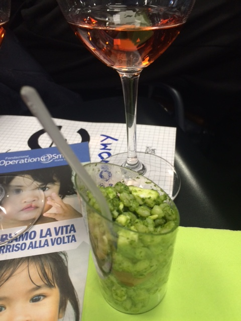 Ricetta di Donna, il vino di Antonella Pacchiarotti con il piatto abbinato