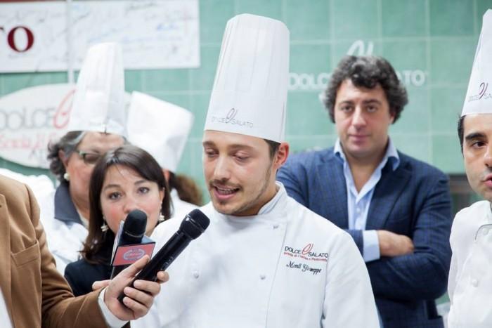 Scuola Dolce e Salato. Giuseppe Monti