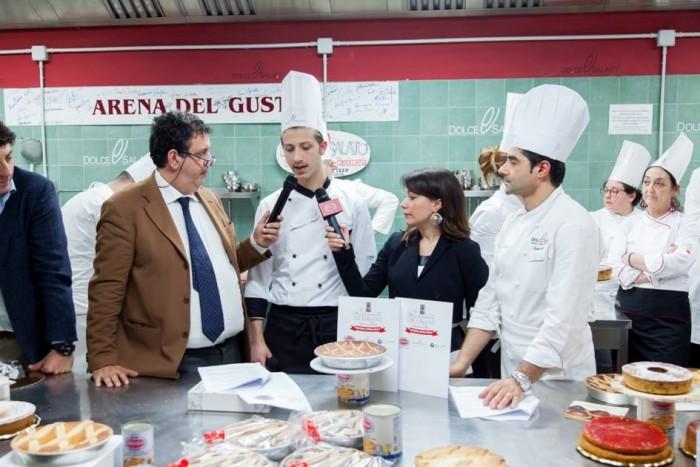 Scuola Dolce e Salato. Raffaele Caldarelli