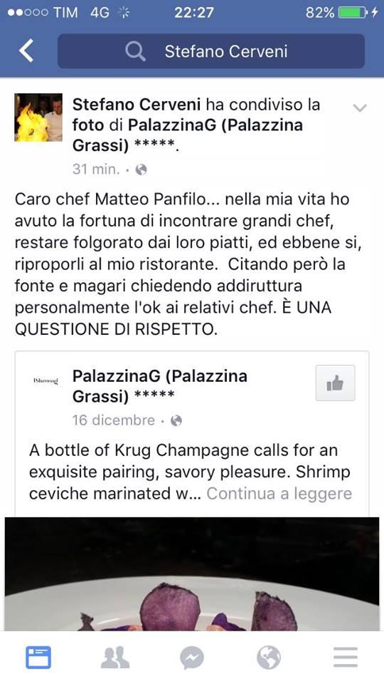 Stefano Cerveni Matteo Panfilo