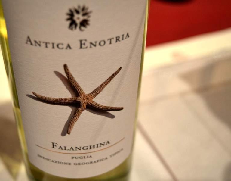 Taste, la Falanghina prodotta da Antica Enotria