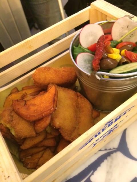 The Fisherman Burger, Fish&Chips
