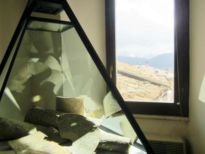 Vette & Forchette, Pescocostanzo, il museo del tombolo