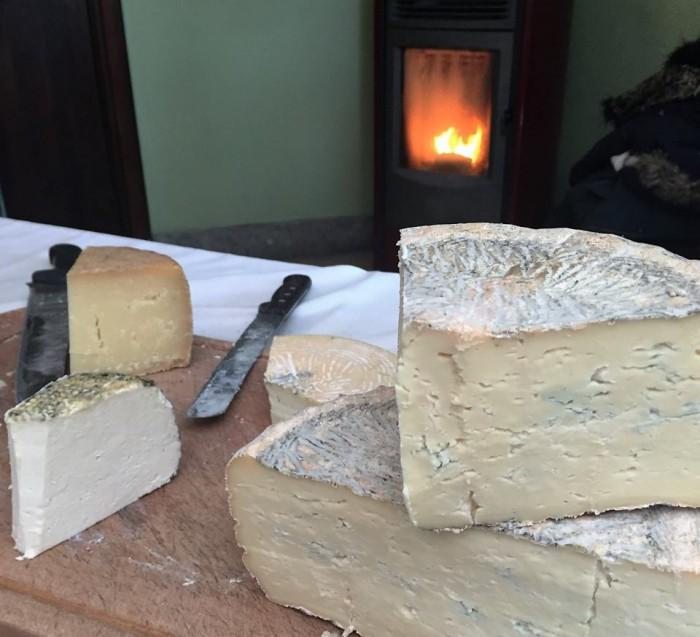 Vette & Forchette, Rotolo formaggi