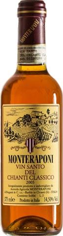 Vin Santo del Chianti Classico di Monteraponi