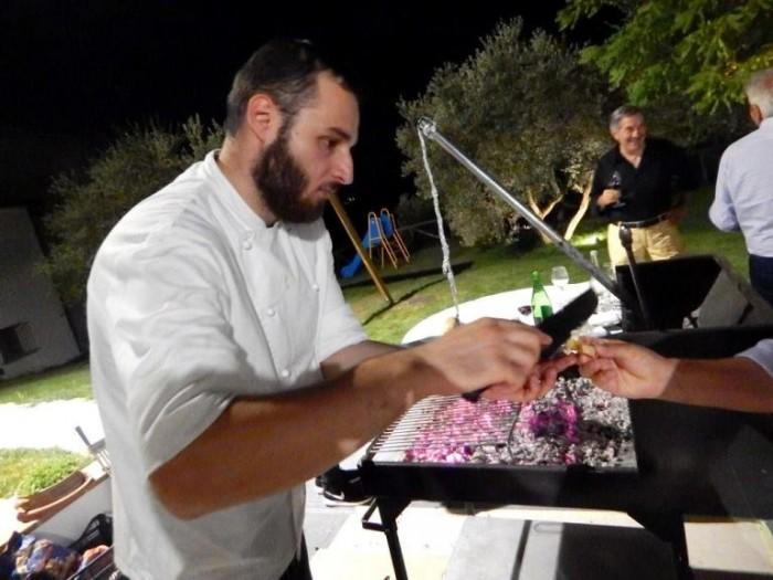 caciocavalli impiccati, lo chef Marco Caputi si cimenta