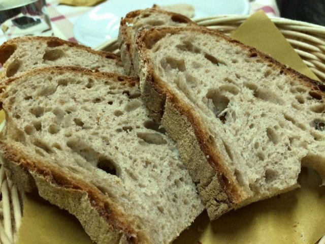 Da Enzo al 29, il pane