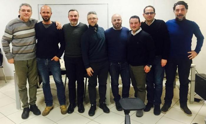 il nuovo comitato di Assoenologi Campania