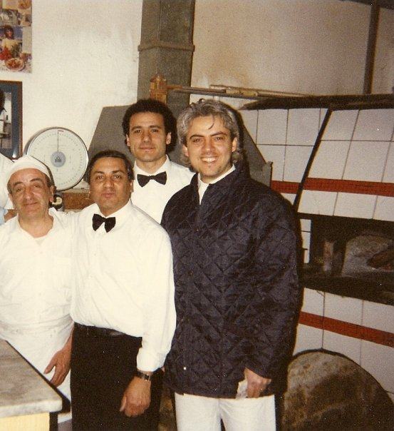 pizzeria Capasso - immagine d'epoca