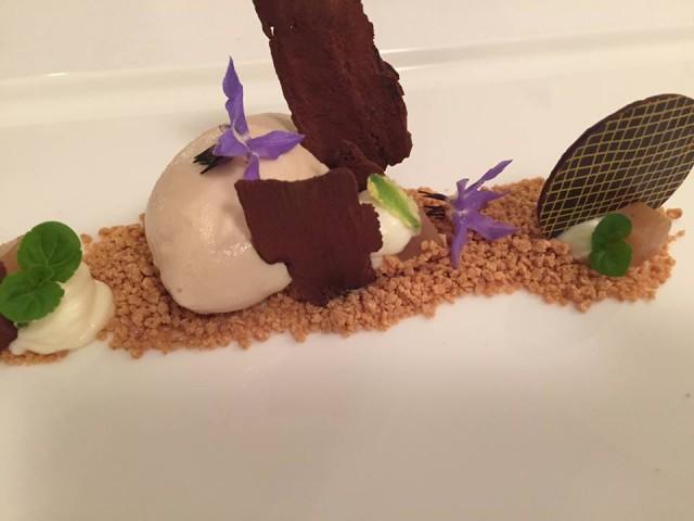 Magnolia Hotel Byron, dessert