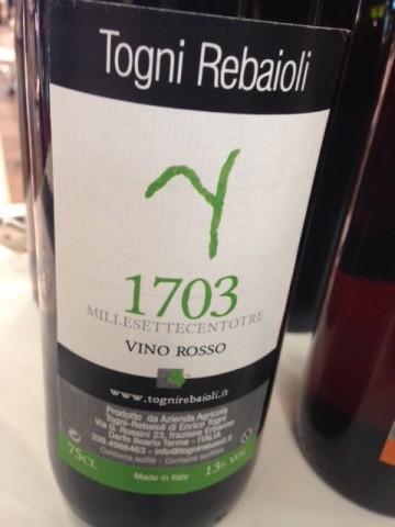 1703 2013 Togni Rebaioli