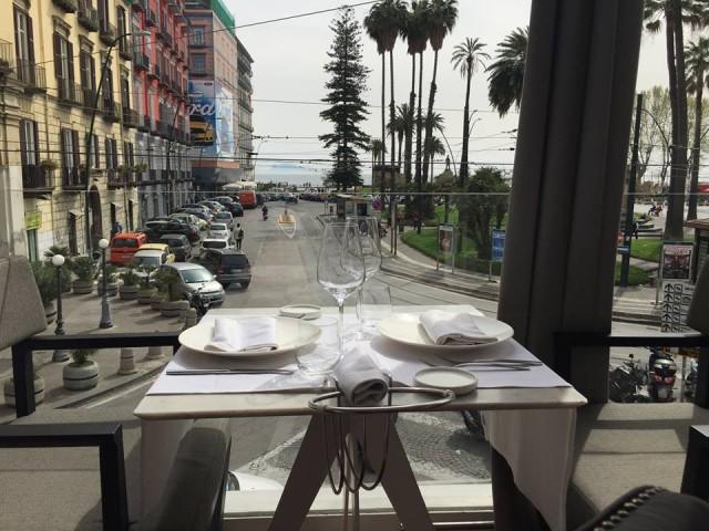 Terrazza Calabritto A Napoli Messico E Nuvole E La Formula Della