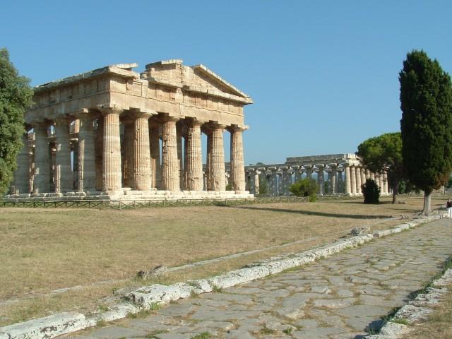 Paestum, Tempio di Nettuno