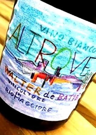 Altrove, Walter De Batte