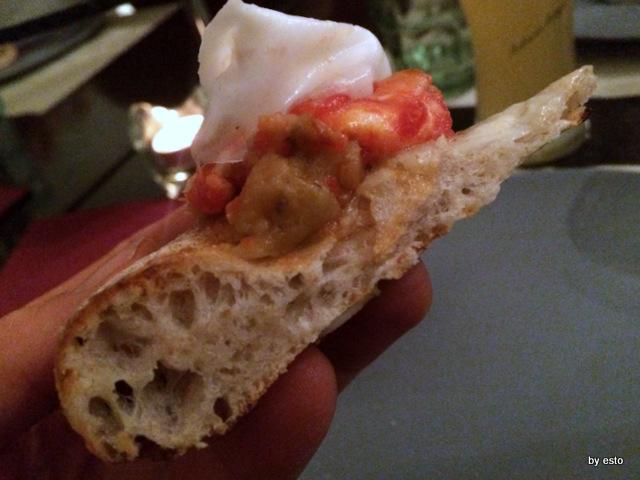 Apogeo. Massimo Giovannini. Pizza Apogeo struttura