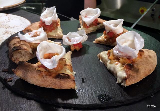 Apogeo. Massimo Giovannini.  Pizza Apogeo