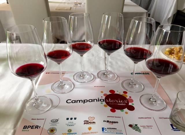 Campania Stories, il focus sul Piedirosso