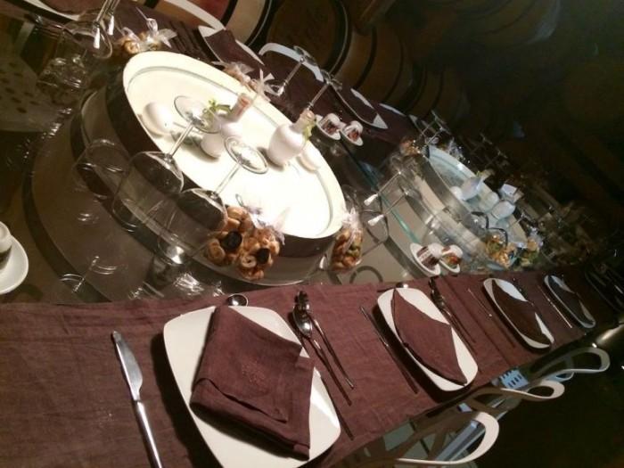 Cantina Apollonio, il Tavolo dei Segreti