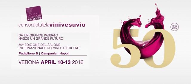 Consorzio  Vesuvio vinitaly 2016
