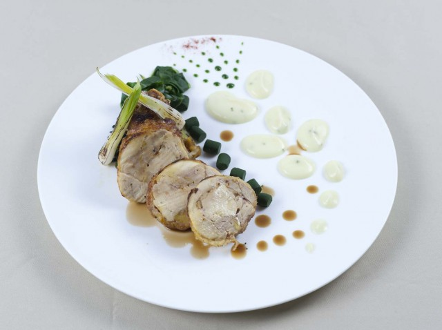 Coscia di pollo ripiena - Esposito per MD